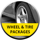Wheel and tire packages in Troy, NY